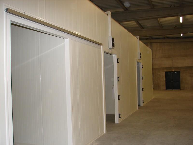 Rideau chambre froide solutions pour la d coration for Luminaire chambre froide
